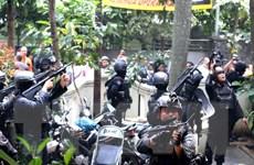 Indonesia tiêu diệt hai tay súng liên quan tới mạng lưới JAD