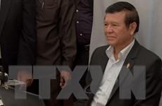 Tòa Campuchia giữ nguyên phán quyết tạm giam thủ lĩnh đảng đối lập
