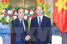 Cộng đồng doanh nghiệp góp phần nâng tầm hợp tác Việt-Nhật