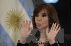Tòa án Argentina bác đơn kháng cáo của cựu Tổng thống Fernandez