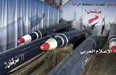 Saudi Arabia đánh chặn và phá hủy tên lửa đạn đạo từ Yemen