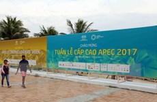 Các đại biểu tới Hội An dự Diễn đàn Tiếng nói tương lai APEC 2017