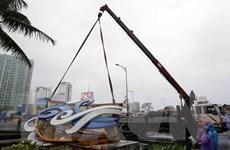 Đà Nẵng khẩn trương khắc phục hậu quả mưa bão, sẵn sàng cho APEC 2017