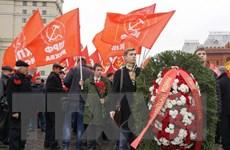 Ý nghĩa lịch sử không phải bàn cãi của cách mạng Tháng Mười Nga