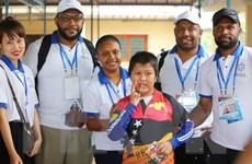 Đoàn đại biểu thanh niên các nền kinh tế APEC thăm tỉnh Quảng Nam