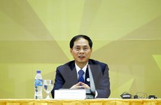 Chốt lại toàn bộ các công tác chuẩn bị về mặt nội dung của APEC 2017