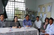 Bộ trưởng Y tế thăm và hỗ trợ công tác y tế sau bão 12 tại Khánh Hòa