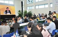 Họp báo kết quả Hội nghị liên Bộ trưởng Ngoại giao-Kinh tế APEC lần 29