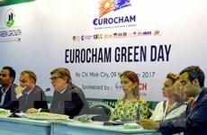 Doanh nghiệp châu Âu quan tâm lĩnh vực năng lượng sạch tại Việt Nam