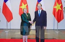 Tuyên bố chung Việt Nam-Chile: Làm sâu sắc hơn nữa quan hệ song phương