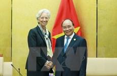 Việt Nam mong muốn IMF tiếp tục tư vấn điều hành kinh tế vĩ mô