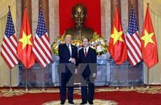 Toàn văn Tuyên bố chung giữa hai nước Việt Nam và Hoa Kỳ
