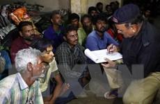 Pakistan bắt 24 ngư dân Ấn Độ gần đường ranh giới trên biển quốc tế