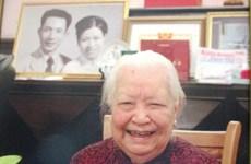 Tổ chức trang trọng lễ tang doanh nhân yêu nước Hoàng Thị Minh Hồ