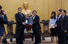Việt Nam-Trung Quốc tăng cường trao đổi nghiên cứu lý luận chính trị