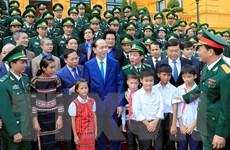 Chủ tịch nước gặp mặt đại biểu chương trình ''Chia sẻ cùng thầy cô''