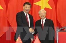 Toàn văn Tuyên bố chung giữa hai nước Việt Nam-Trung Quốc