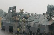 Các sỹ quan quân đội Zimbabwe bác bỏ thông tin đảo chính