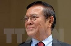 Campuchia xúc tiến phân chia ghế trống của đảng đối lập bị giải thể