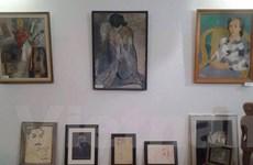 Triển lãm các tác phẩm quý quảng bá hội họa Việt Nam tại Đức