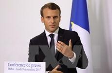 Tổng thống Pháp điện đàm với các lãnh đạo thế giới bàn về vấn đề Liban