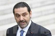 Thủ tướng Liban Saad al-Hariri thông báo sẽ đến Ai Cập