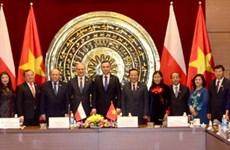 Thúc đẩy hợp tác giữa hai Nhóm Nghị sỹ hữu nghị Việt Nam-Ba Lan