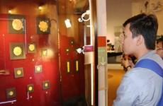 Trưng bày gần 300 báu vật Vương quốc cổ thuộc nền văn hóa Óc Eo