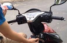 Triệt phá băng nhóm trộm cắp và tiêu thụ xe gian TP.HCM