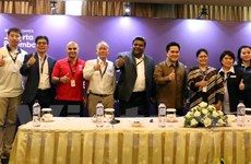 Indonesia gấp rút chuẩn bị cho Đại hội thể thao ASIAD 2018