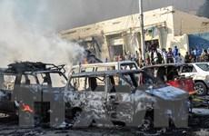 Gần 900 người thương vong trong hai vụ đánh bom xe ở Somalia