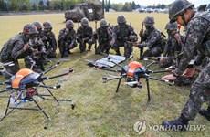 Hàn Quốc sẽ thành lập đơn vị máy bay vũ trang không người lái