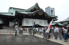 Một nhóm nghị sỹ Nhật Bản đến viếng ngôi đền Yasukuni