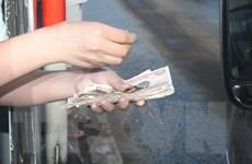 Tái diễn dùng tiền lẻ mua vé tại trạm thu phí đường tránh Biên Hòa