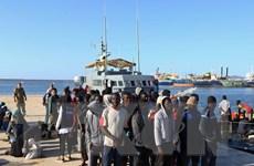 Liên hợp quốc lên án hành vi mua bán người di cư làm nô lệ tại Libya