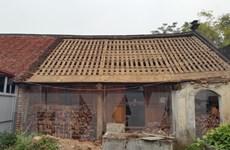 Hà Nội: Cần có định hướng dài hơi bảo vệ nhà cổ Đường Lâm