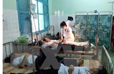 TP.HCM: 142 học sinh sốt, đau bụng, tiêu chảy nghi do ngộ độc
