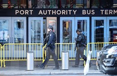Vụ nổ tại New York: Đề nghị truy tố tội danh khủng bố với nghi phạm