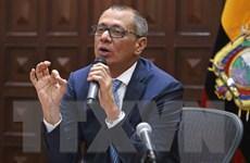 Hội đồng Lập pháp Ecuador thông qua yêu cầu luận tội Phó Tổng thống