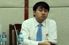 Thông tin về việc bổ nhiệm Giám đốc Sở Công Thương Hậu Giang