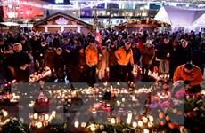 Đức tưởng niệm 1 năm vụ tấn công chợ Giáng sinh Breitscheidplatz