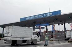 Đề nghị dỡ bỏ Trạm thu phí Thủ Thiêm để giải quyết kẹt xe