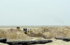 Iraq bắt đầu tiếp quản mỏ dầu Majnoon từ Tập đoàn Shell