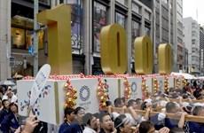 Nhật Bản cắt giảm ngân sách tổ chức Olympic Tokyo 2020