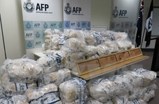 Australia thu giữ lượng ma túy đá kỷ lục trị giá gần 1 tỷ USD