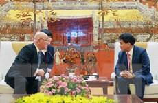 Lễ hội hoa anh đào sẽ là dấu ấn kỷ niệm 45 năm ngoại giao Việt-Nhật