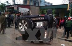 Thanh Hóa: Tai nạn liên hoàn trên Quốc lộ 1A, 4 người thương vong
