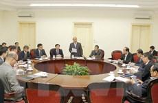 ''Tổ tư vấn cần bám sát chương trình hành động của Thủ tướng''