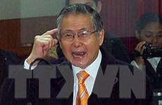 Peru ra lệnh tha bổng đối với cựu Tổng thống Alberto Fujimori