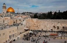 Israel lên kế xây dựng ga đường sắt dưới thành cổ Jerusalem